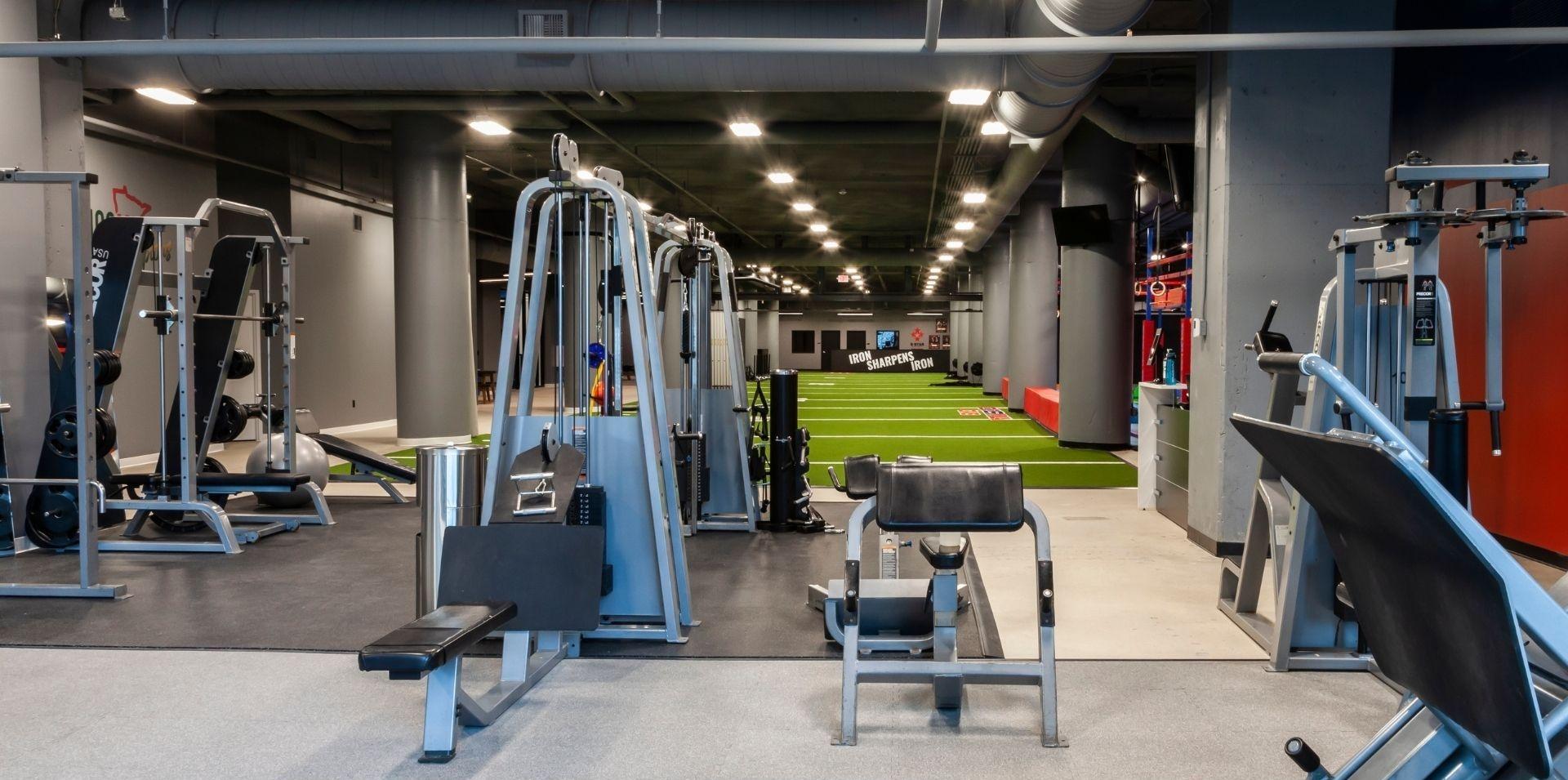 Finish Line Wellness Saint Paul Fitness Center