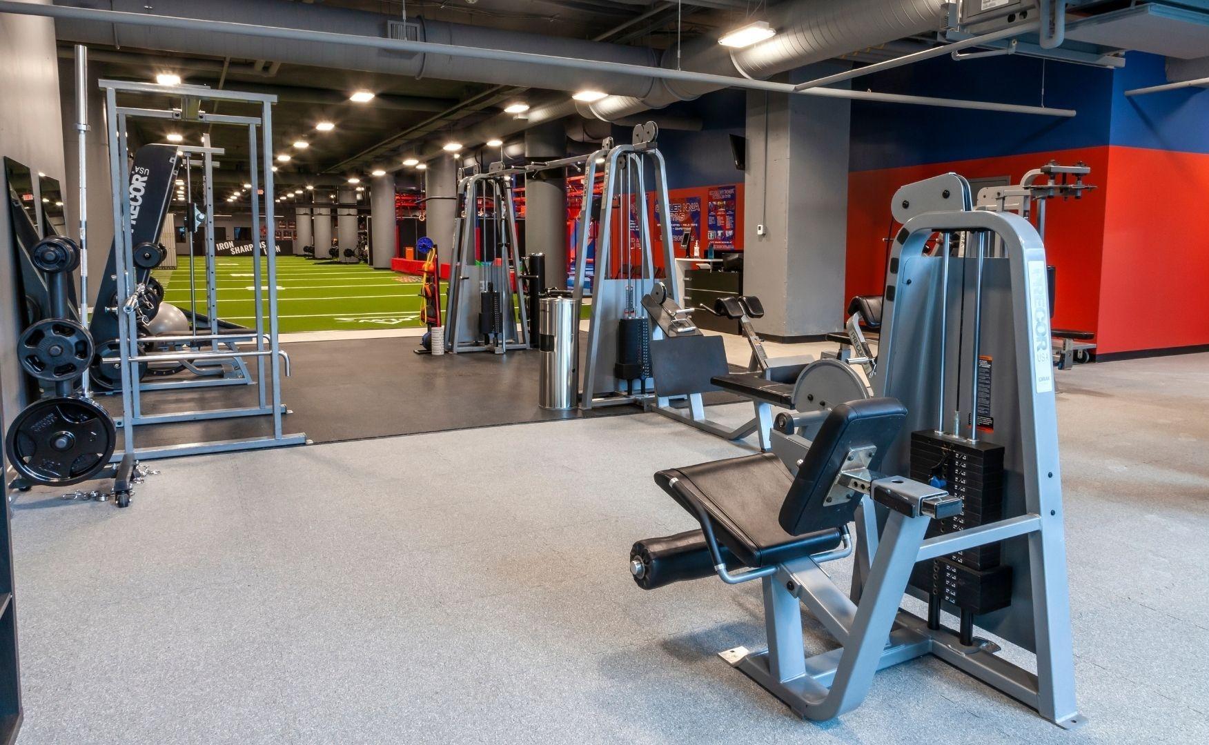 Fitness Saint Paul Finish Line Wellness