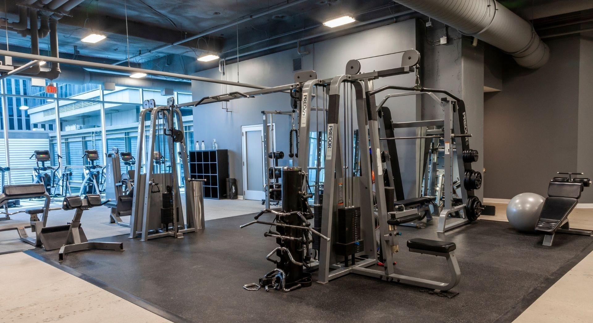 Finish Line Wellness St. Paul Fitness Center