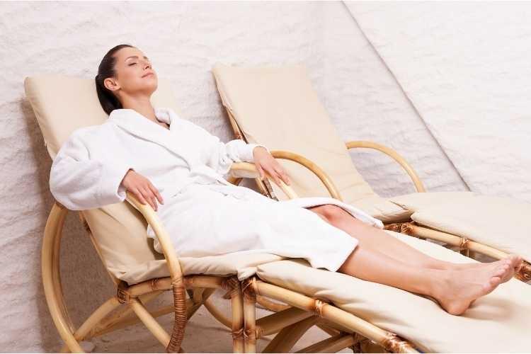 Halotherapy Finish Line Wellness