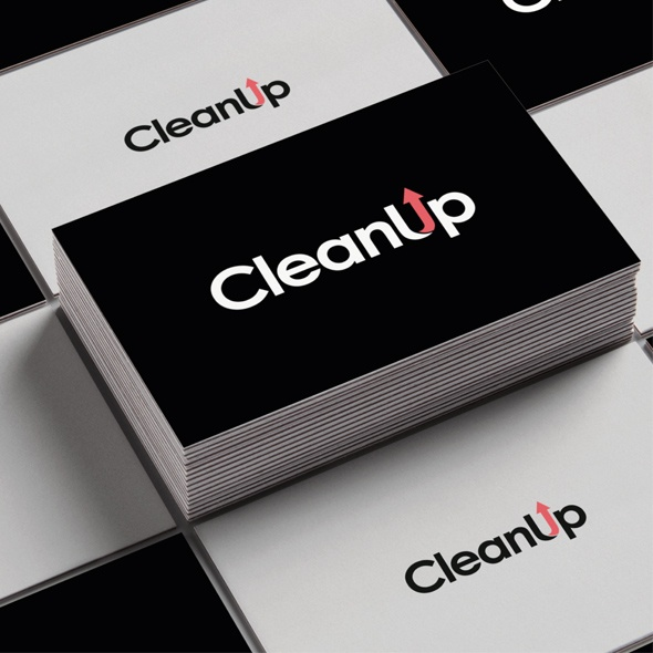 Clean Up Business Cards