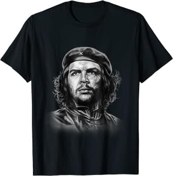 Camiseta Che Guevara Vintage