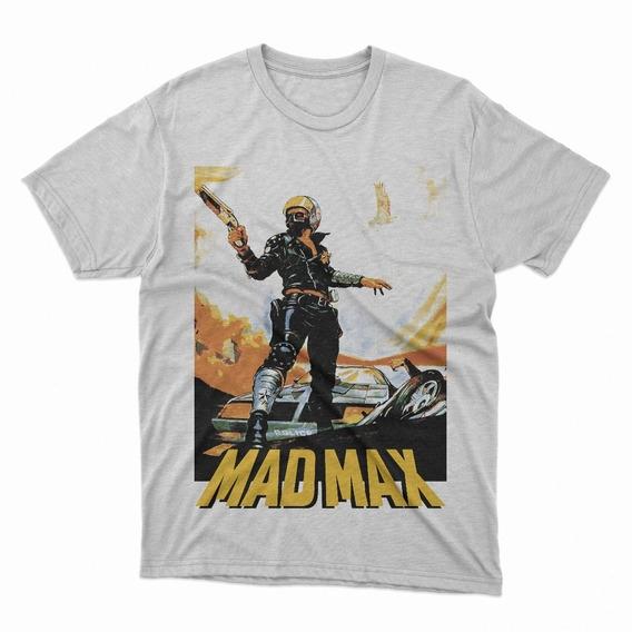 Camiseta Serie Mad Max