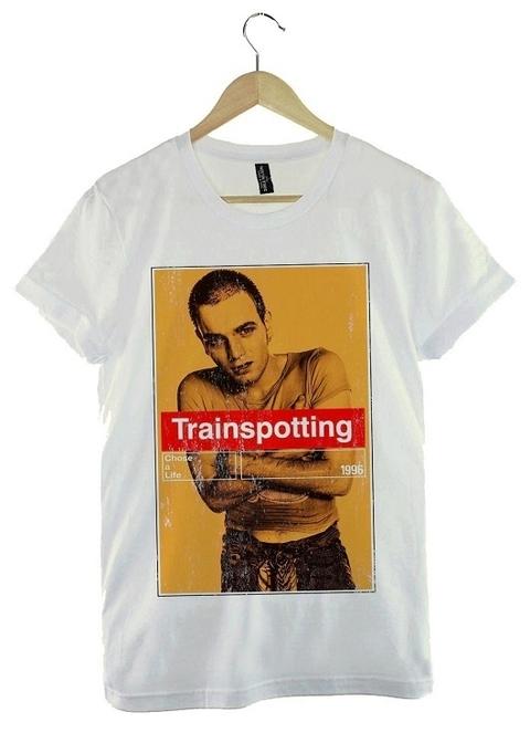 Camiseta Trainspoting