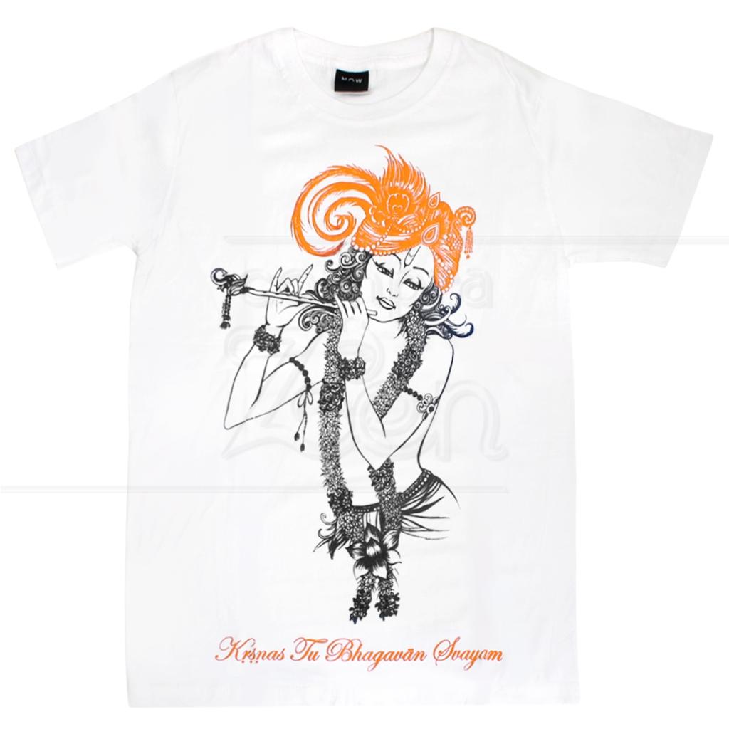 Camiseta Vedanta Krishna