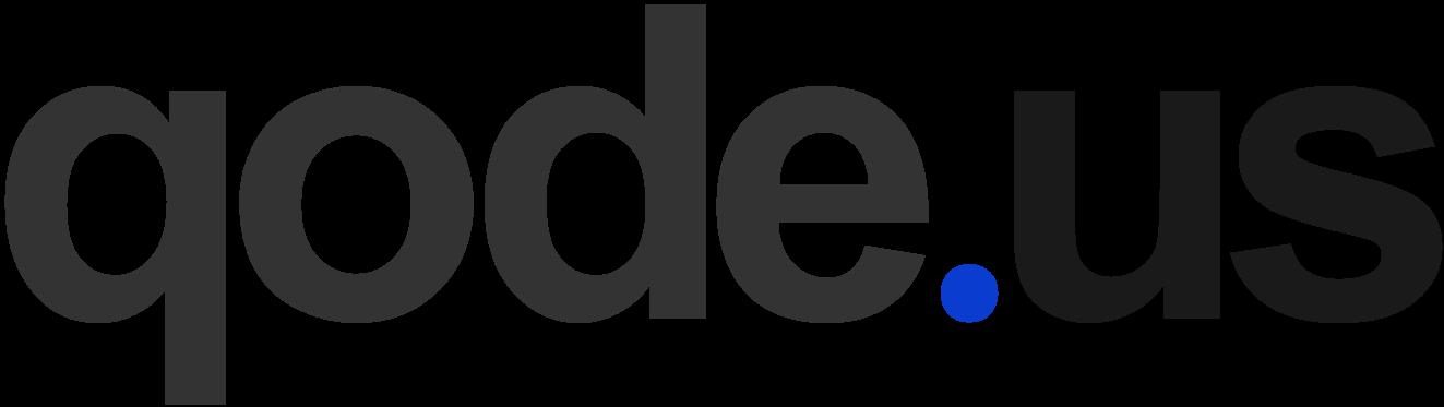 qode.us » Footer Logo
