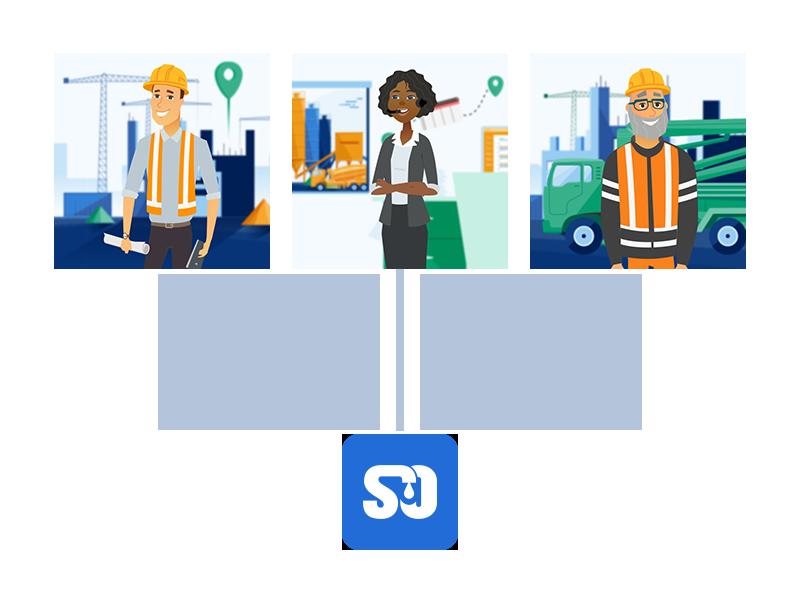 sopump permet à l'ensemble des acteurs de la filiére béton de collaborer pour plus d'efficacité et une meilleure performance