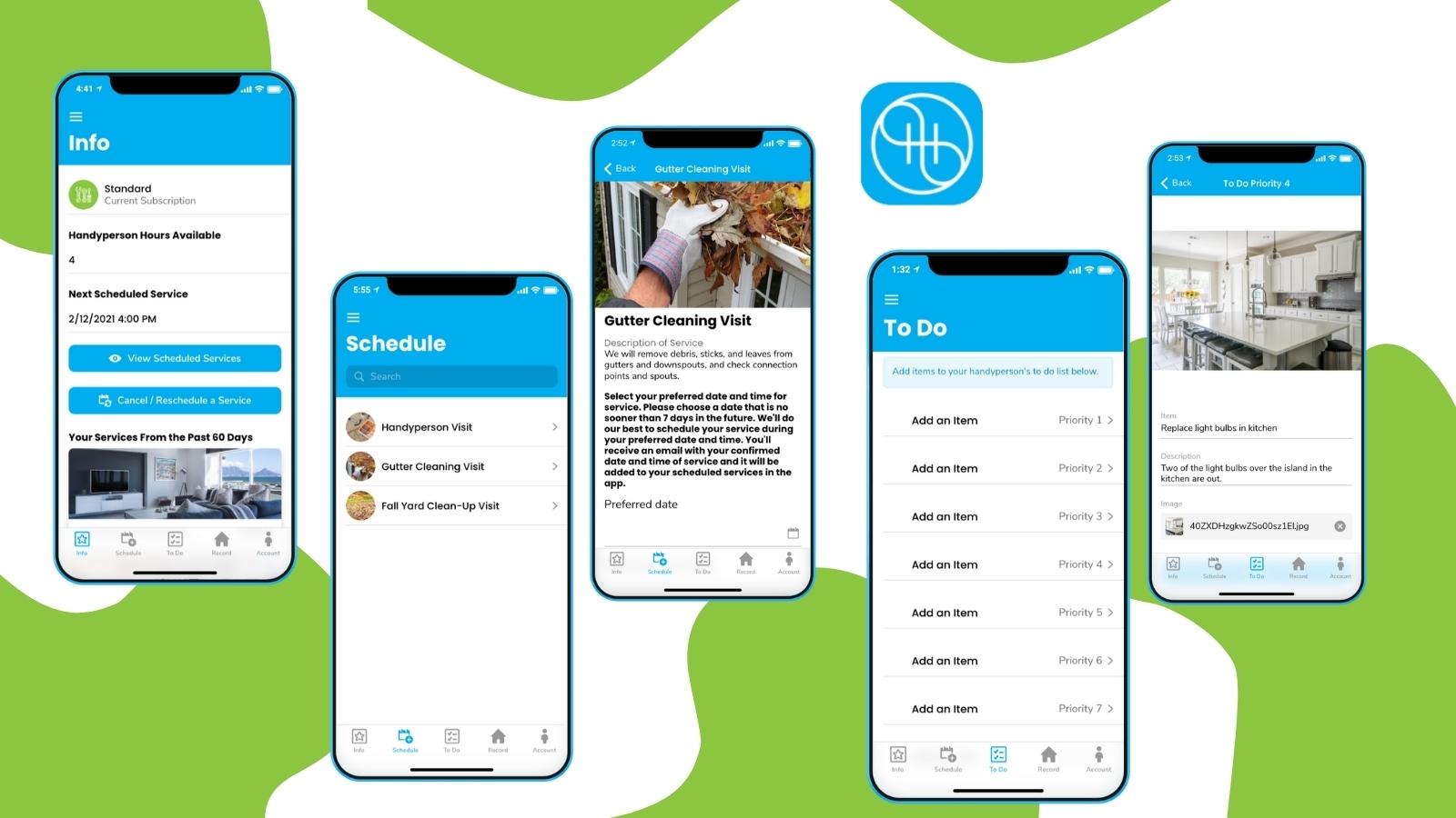 Bundl Home Subscriber App