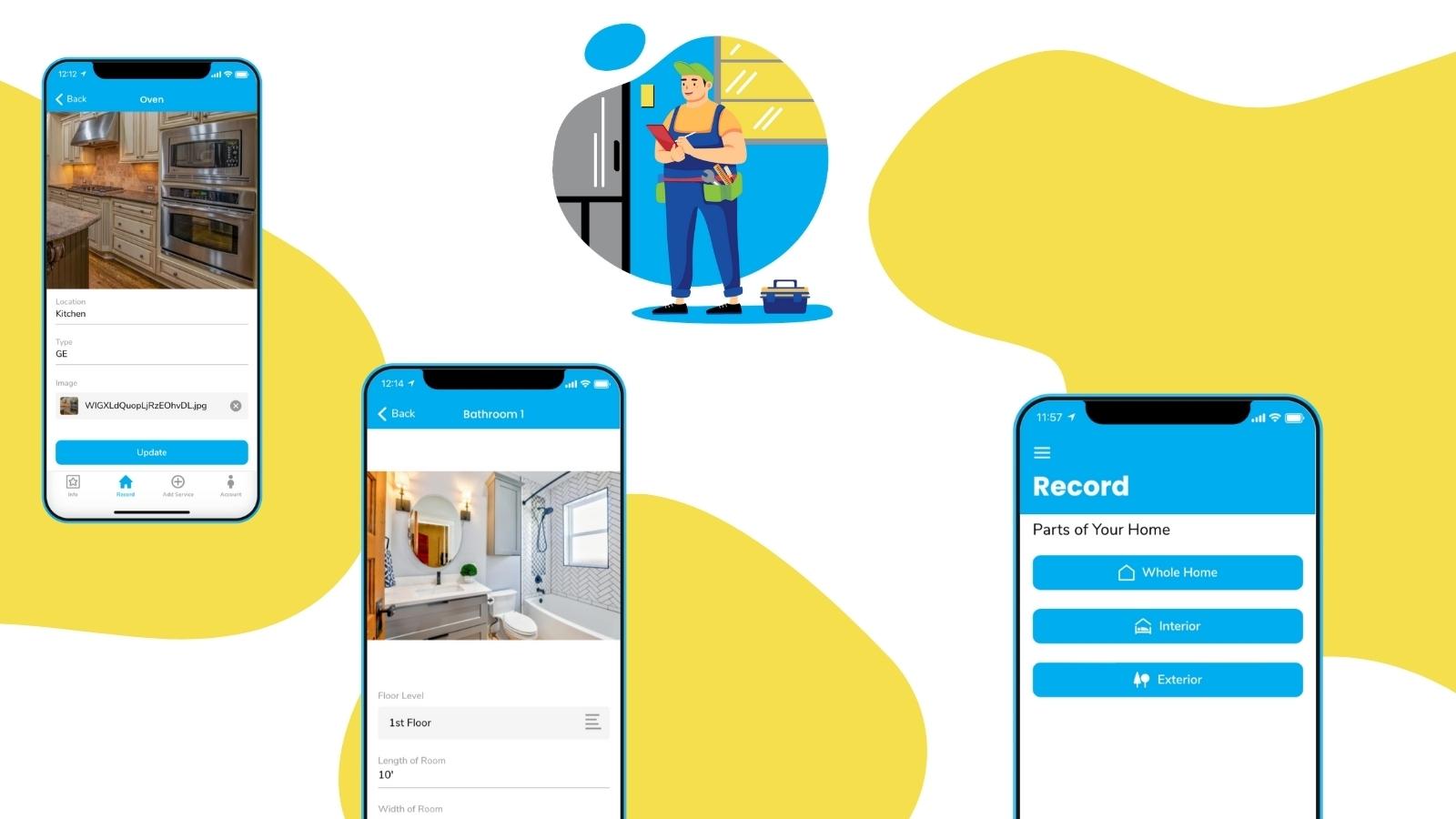 Digital Home Record