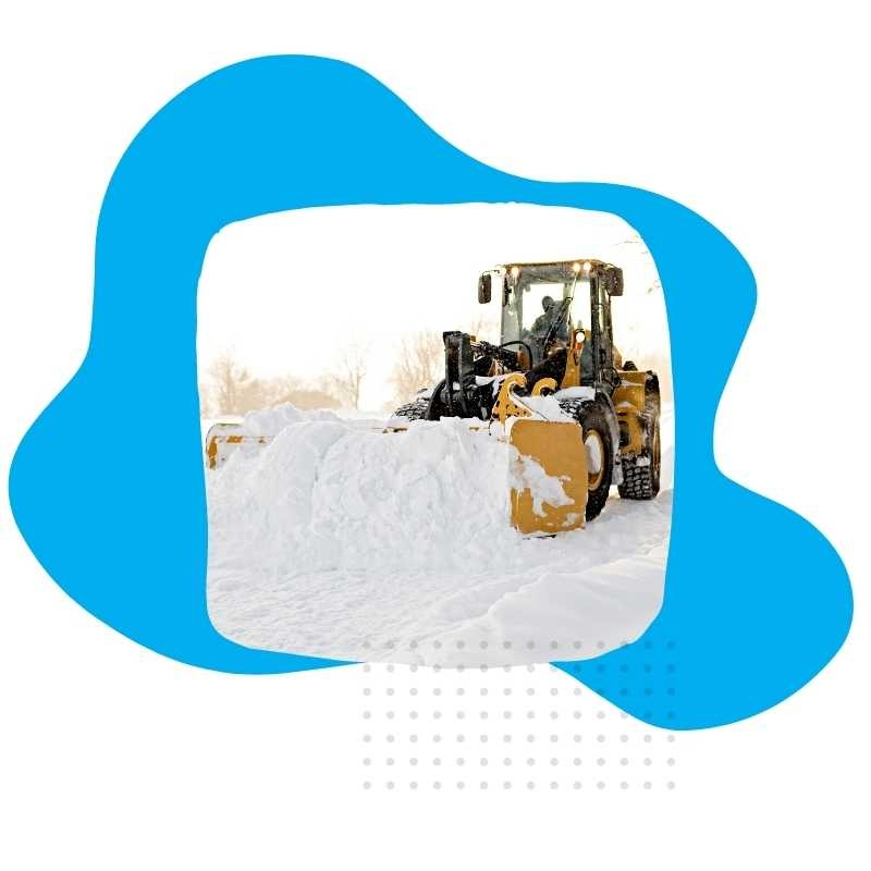 Monthly Snow Removal Contract