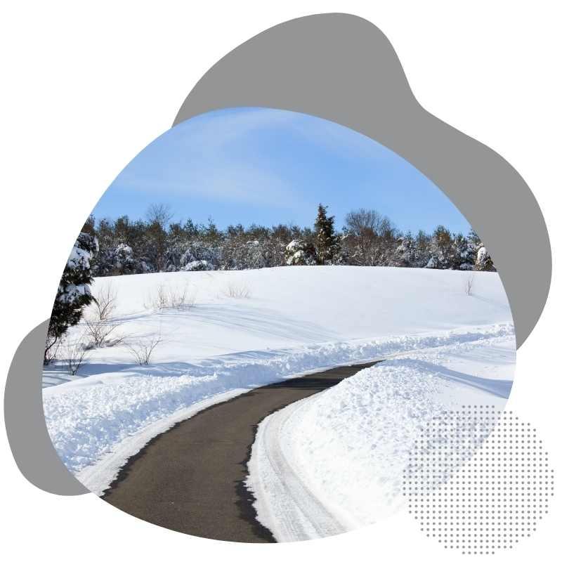 Snow Removal Service Per Snowfall