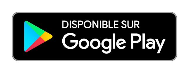 Télécharger l'appli mobile dans Google Play