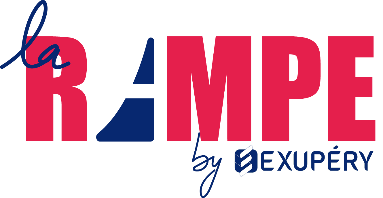 La Rampe by Exupéry