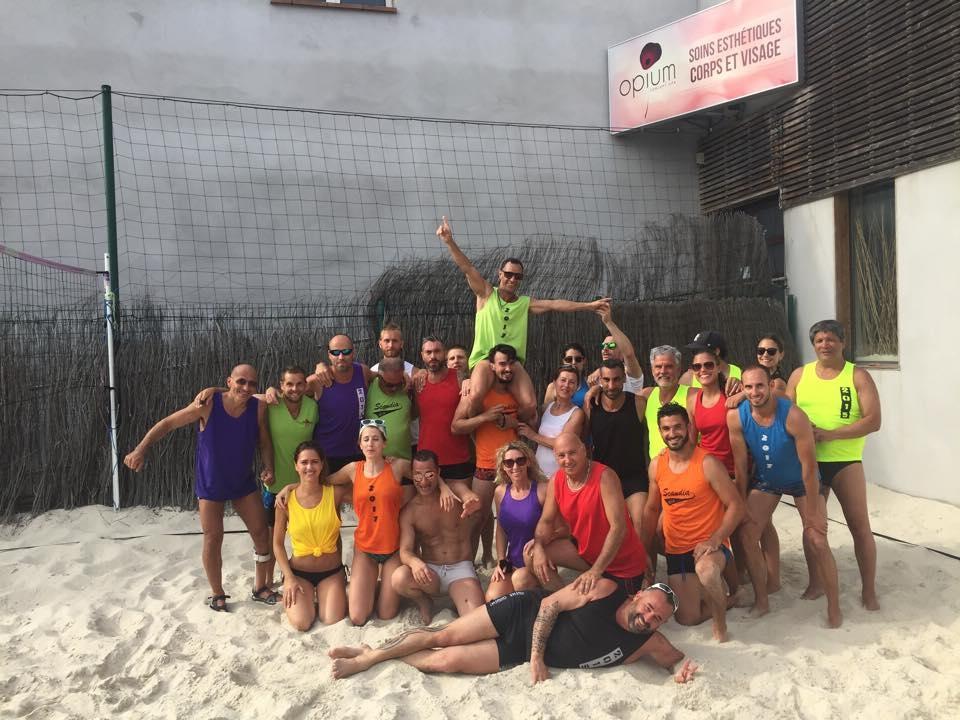 Team Beach Volley