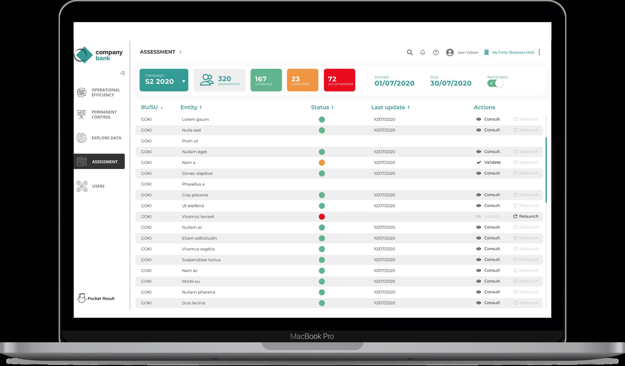 une application personnalisable, sécurisée et adaptable à vos processus